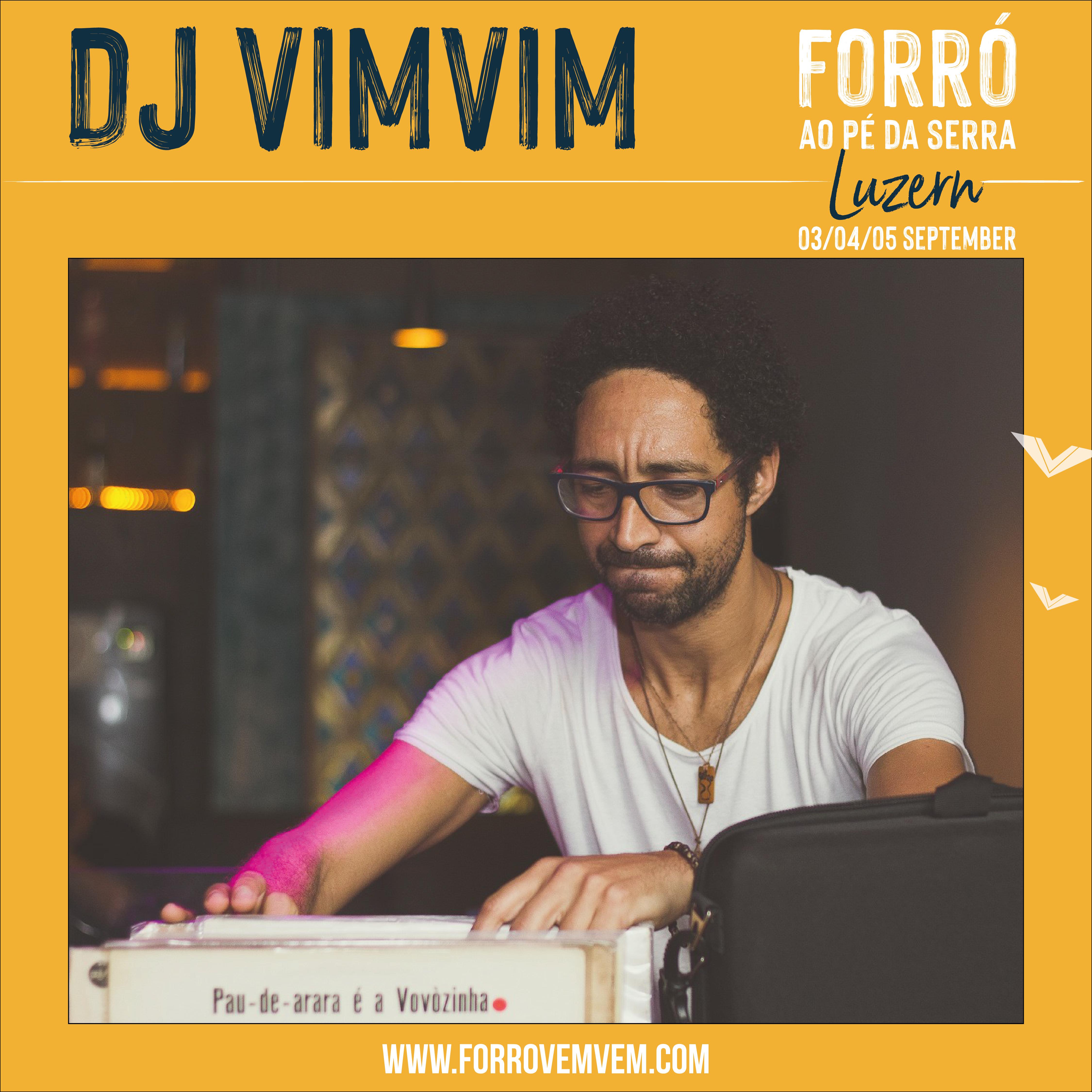DJ VIM VIM